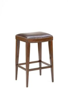 Hillsdale 4659-830 Riverton Backless Bar Stool