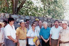 La había invitado al Chaco a petición del Gobernador Sostoa, pues quería intentar que España ayudara a la restauración de Fuerte Borbón
