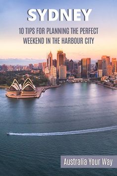 10 Tips for a Perfect Weekend in Sydney | Australia Your Way Sydney Australia Travel, Visit Australia, New Zealand North, New Zealand Travel, Cities In Wales, Australia Destinations, Sydney Beaches, City Guides, South Wales