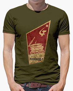 Camiseta CCCP Lunokhod