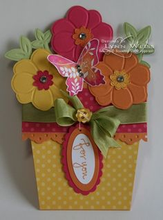 LW Designs: May Flowers