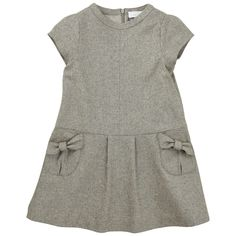 Shop for European designer kids clothing. Beautiful and unique high quality kid approved clothing for kinds from newborn to teens. Dresses Kids Girl, Dresses For Teens, Dresses For Work, Winter Dresses, Winter Outfits, Kids Outfits, Winter Clothes, Little Girl Fashion, Kids Fashion