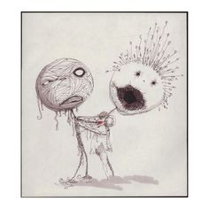 More From the Macabre Mind of Tim Burton - NYTimes.com ❤ liked on Polyvore featuring pictures, pics, random and tim burton