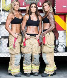 Firefighter Love, Female Firefighter, Biker Tattoos, Military Girl, Stunning Women, Curves, Sexy Women, Lingerie, Tatoo