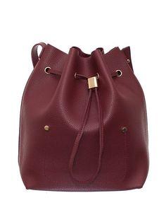 Bucket Bag, Casual, Bags, Fashion, Handbags, Moda, Pouch Bag, Dime Bags, Fasion