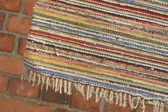 How To Make Woven Rag Rugs