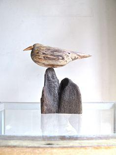 2012fw / driftwood bird 1 | Niagara House Osamu Harihara