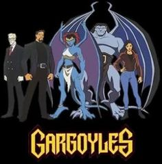 Gargoyles - a very well written series.