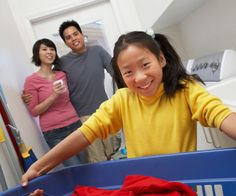 How to Teach Laundry Skills to Your Child with Special Needs