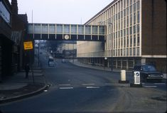 Herbert Samuels Jewellery Works, in Hunters Road, Hockley - March 1968 Street Look, Street View, Aston Hall, Midland Bank, Valley Pool, City Of Birmingham, New Lincoln, St Peter's Church, Camp Hill