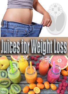Want to slim down? Try these Juices for weight loss. These juices for weight loss are nutritious, quite satisfying and have special characteristics that sweep away toxins and fat. It's easy to shed some pounds if you follow one of our weight loss fasting plans or a juice cleanse. They can be incorporated into any juicing program you're on. You'll also have the added benefit of detoxifying your body while on one of the weight loss plans... #recipe #detox #weightloss