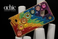 Shakras colors Popart Handmade designed by @ochic_