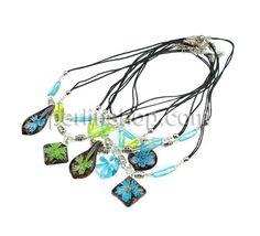 Mode Halskette Schmuck, Lampwork