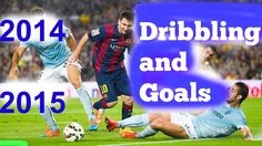 Lionel Messi ●Crazy Dribbling Skills ● And ● Goals ● 2014-2015 HQ