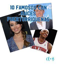Ok, ya sabemos de artistas famosos que son puertorriquenos por que nacieron en Puerto Rico. Digase Ricky Martin, Rita Moreno etc. De esos no vamos a hablar aqui. Tampoco vamos a hablar …