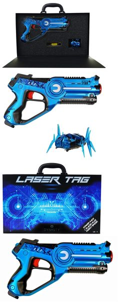 LAZERTAG Multiplayer Battle System comes in a set of two and is  manufactured by one of the leading toy companies, Hasbro. They come with  two shot blast ...