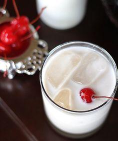 Cherry Almond Cocktail