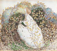 The Leafy Bower~Annie French