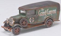 Santa Fe Ford Model AA Panel Truck