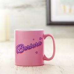 Manchmal muss es ein wenig Glamour am Frühstückstisch sein. Unsere Glitzertasse pink mit Namen bedruckt - personalisiert sorgt dafür.