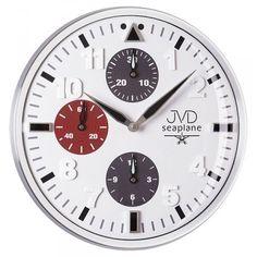 Zegar ścienny seaplane
