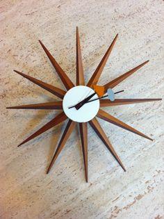 George Nelson clock 1952.