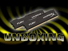 KINGSTON HYPER X FURY - UNBOXING - http://cpudomain.com/memory/kingston-hyper-x-fury-unboxing-10/