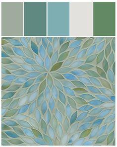 Company Love | Stylyze +Ann Sacks #perfectcolors #tile