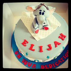 Elephant cake !