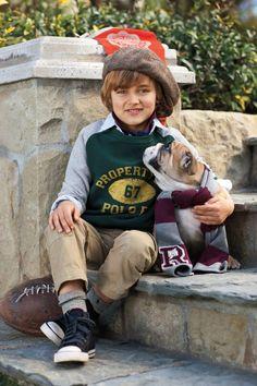 ALALOSHA: VOGUE ENFANTS: Ralph Lauren Childrenswear Fall 2012
