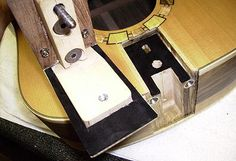 Caton Guitars Adjustable Neck