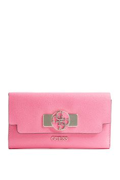 Cynthia Slim Clutch | GUESS.com