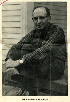 """Bernard Malamud, who would have been one hundred today: """"So far as range is concerned, ultimately a writer's mind and heart, if any, are revealed in his fiction."""""""