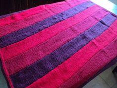 Manta rayas purpuras