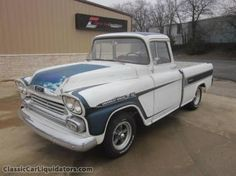 1958 Chevrolet Cameo Pickup For Sale