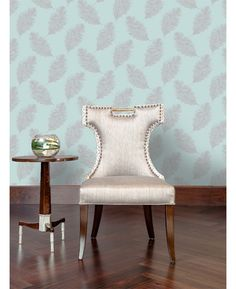 This Fawning Feather Wallpaper in silver and teal features a beautiful feather motif with contrasting finishes for added depth and interest. Free UK delivery available Duck Egg Blue Wallpaper, Parrot Wallpaper, Feather Wallpaper, Teal Wallpaper, Butterfly Wallpaper, Blue Wallpapers, Pattern Wallpaper, Feather Pattern, Bird Patterns