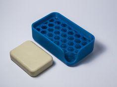 Soap holder by piuLAB - Thingiverse