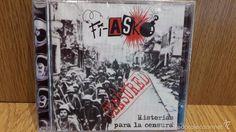 FI-ASKO. HISTORIAS PARA LA CENSURA. CD / KAMILOSETAS MUSCARIA. 15 TEMAS…