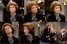 "Mary Tyler Moore show, funniest episode ever. ""Chuckles Bites the Dust'"
