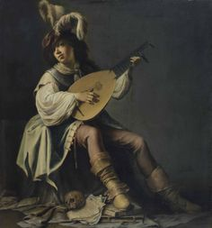 #HOW_TO_SPEND $1 #MILLION $698,000 A VERY FINE OIL PAINTING BY WILLEM BARTSIUS, A 17TH CENTURY DUTCH ARTIST Willem Bartsius (1612- 1657?): The Lute Player, oil on canvas, 112 x 105 cm. Sold in April at Christie's. Courtesy Christie's Images 2014