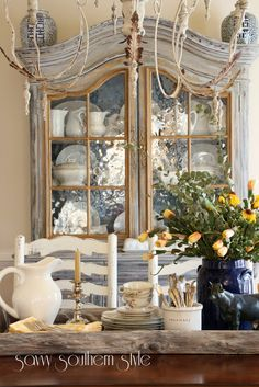 Savvy Southern Style: Dining Room