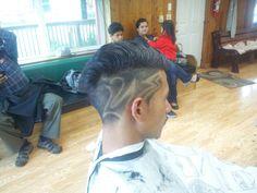 Tribal hair