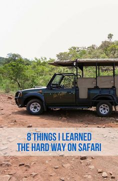Going on a safari in Tanzania was an experience unlike any other. I traveled to the African country in December for my honeymoon and was immediately struck by the scenery when I first awoke in Arusha.