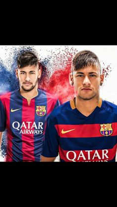 Neymar season 2014/2015                       VS Neymar season 2015/2016  Bae only gets prettyer and prettyer and prettyer