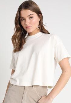 559a8b0467beec CARRIE TEE - T-shirts basic - off white   Zalando.dk 🛒