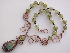 incredible wire wrapping!