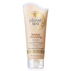 Pamper and revive your hands and feet with this decadent creamy scrub.  Unwind with the comforting fragrance of macadamia nut, rich vanilla and sweet brown sugar as you exfoliate in luxury to reveal the beauty of smoother, softer skin. 2.5 oz  HOW TO USE: Gently massage over hands, fingers, and feet. Rinse thoroughly with warm water. Use 1-2 times a week.  $9 www.myreprocks.com