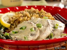 Tangy Pork Medallions - This easy dinner recipe cooks up in only 15 minutes, making it perfect for weeknights.