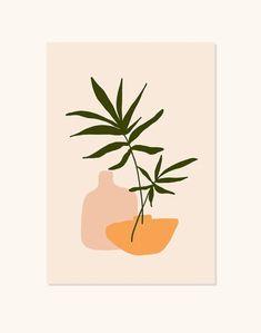 Vases — Canvas Print