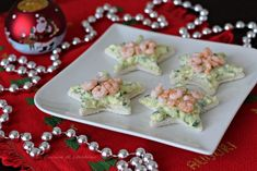 Christmas And New Year, Christmas Time, Christmas Crafts, Merry Christmas, Xmas, Catering Buffet, Biscotti, Fett, Sushi